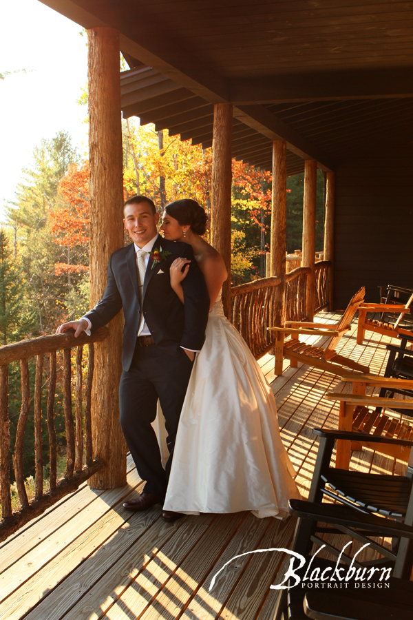 Adirondack Destination Wedding Photo