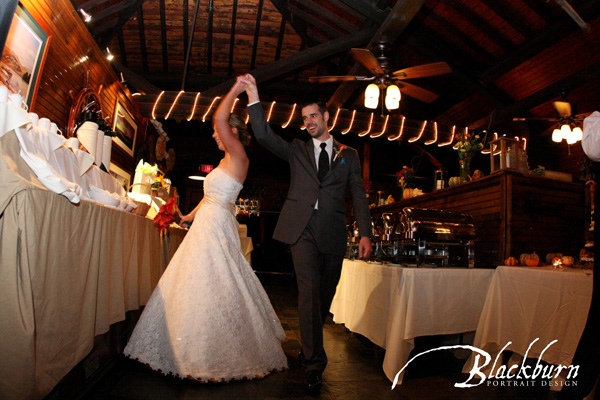 The Boathouse Wedding Reception Photo