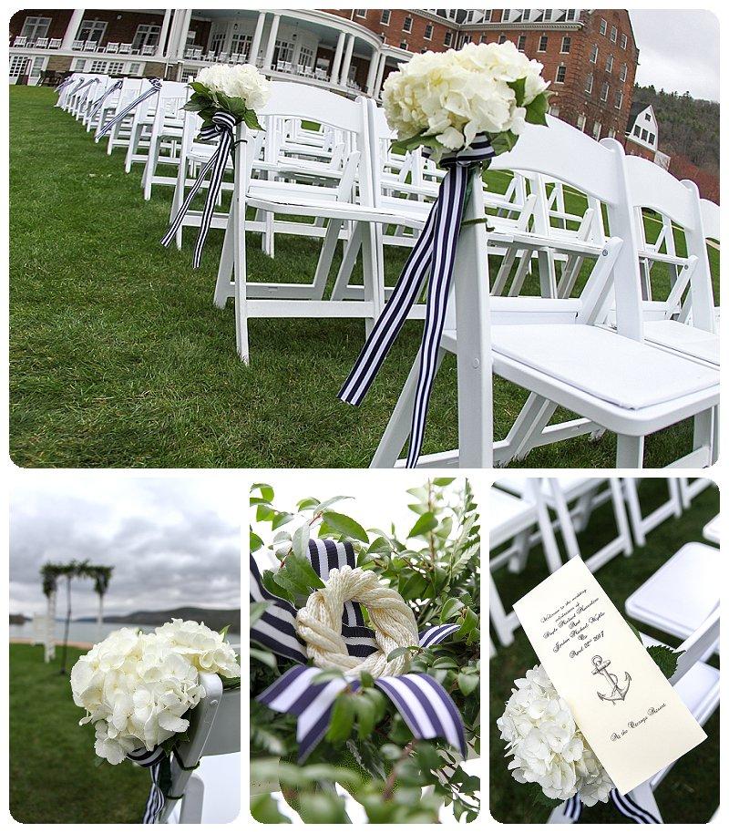 Wedding Ceremony Otesaga Hotel