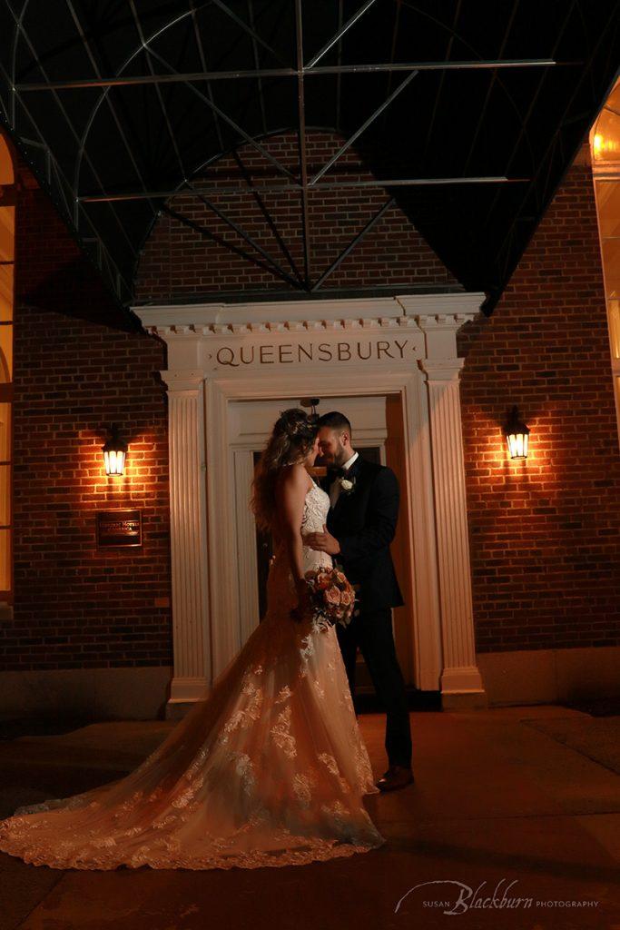 Glens Falls Bride and Groom